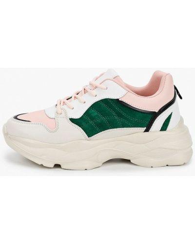 Кожаные кроссовки Diora.rim
