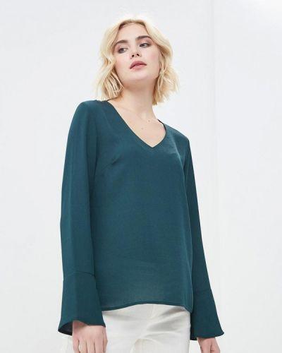 Блузка зеленый весенний Trucco
