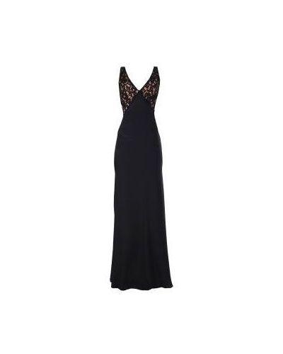 Летнее платье платье-сарафан черное Frankie Morello