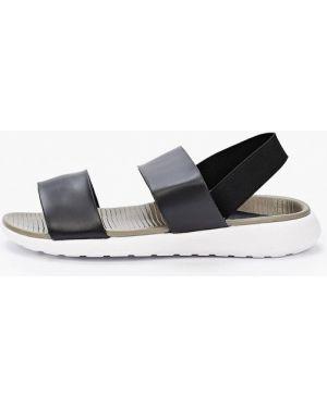 Спортивные сандалии черные Beppi