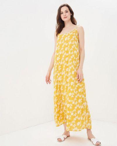 Желтое платье весеннее Compania Fantastica