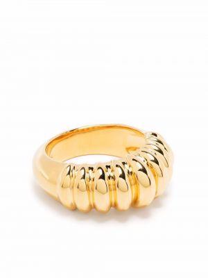 Złoty pierścionek Missoma