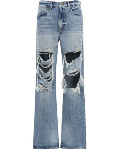 Мешковатые джинсы Frame