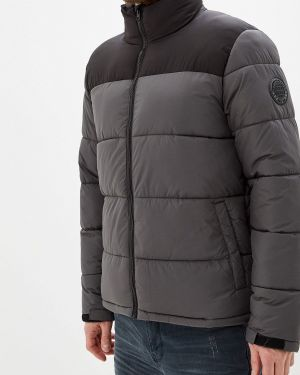 Утепленная куртка - серая Burton Menswear London