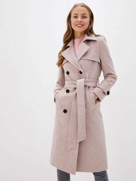 Пальто бежевое пальто Trendyangel