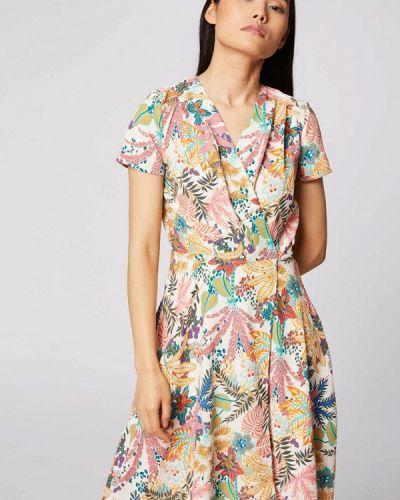Прямое платье А-силуэта Morgan
