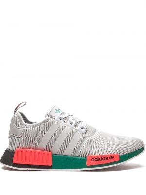 Sneakersy na obcasie koronkowe Adidas