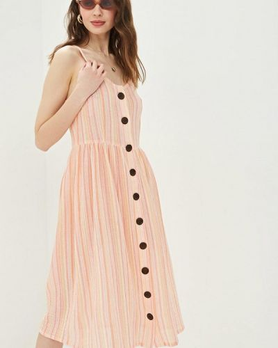 Сарафан розовый Glamorous