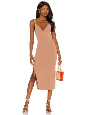 Sukienka prążkowana Lpa