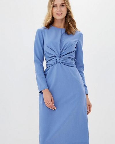 Платье - синее Nastasia Sabio