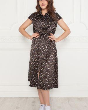 Платье сафари платье-пиджак Lautus