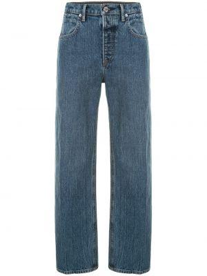 Прямые джинсы классические - синие Alexander Wang