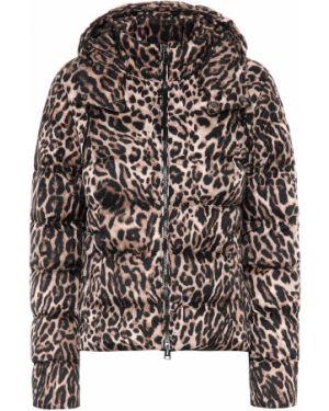 Куртка черная леопардовая Polo Ralph Lauren