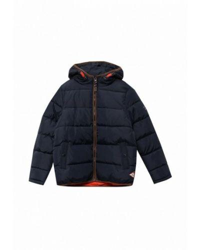 Куртка теплая синий Tom Tailor