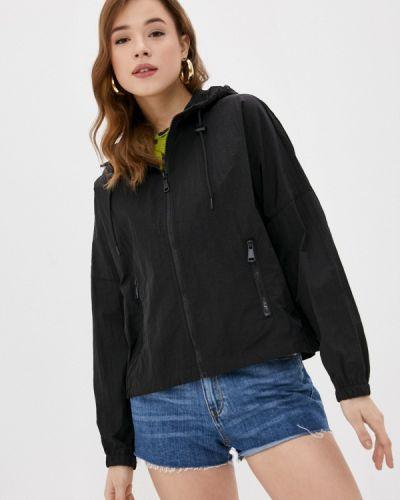 Облегченная черная куртка Pimkie