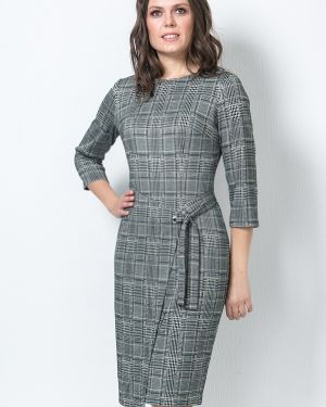 Платье с поясом с запахом на молнии Modellos