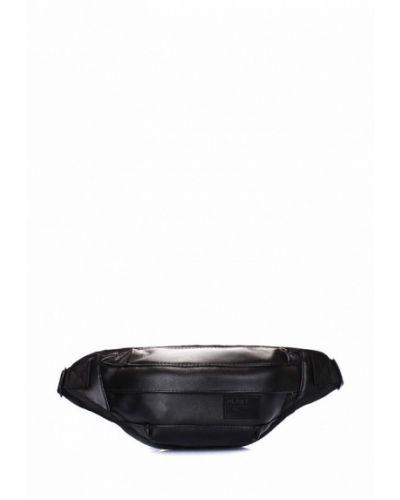 Поясная сумка кожаная Poolparty