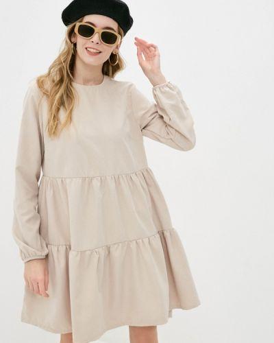 Платье - бежевое Befree