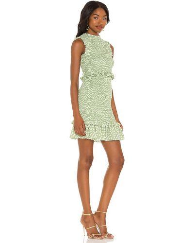 Biała sukienka mini Likely