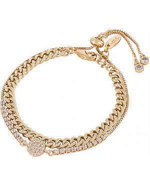 Bransoletka ze złota złoto łańcuch Ettika