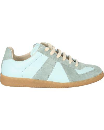 Niebieskie sneakersy Maison Margiela