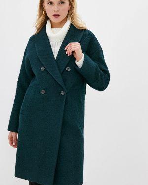 Зимнее пальто зеленое пальто Ruxara