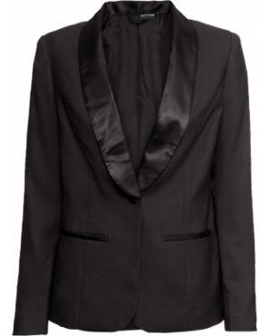 Классический пиджак смокинг на пуговицах Bonprix