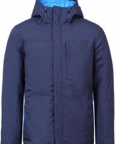 Утепленная куртка спортивная с капюшоном Icepeak