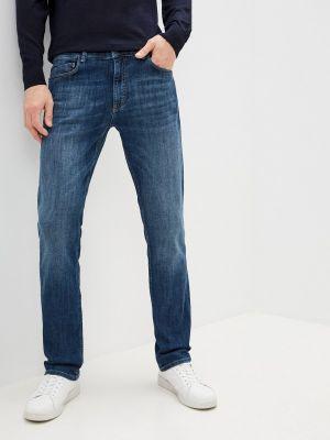 Прямые джинсы - синие Lab. Pal Zileri
