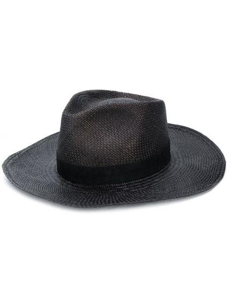 Серые плетеные шляпа-федора Super Duper Hats
