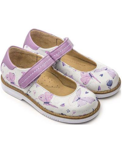 Туфли фиолетовый всесезонный Tapiboo