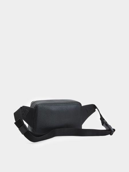 Черная поясная сумка Calvin Klein