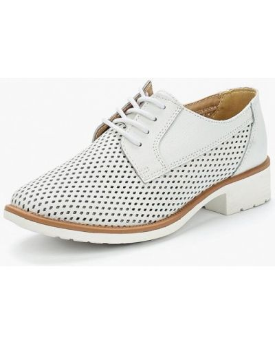 Белые ботинки Zenden Collection