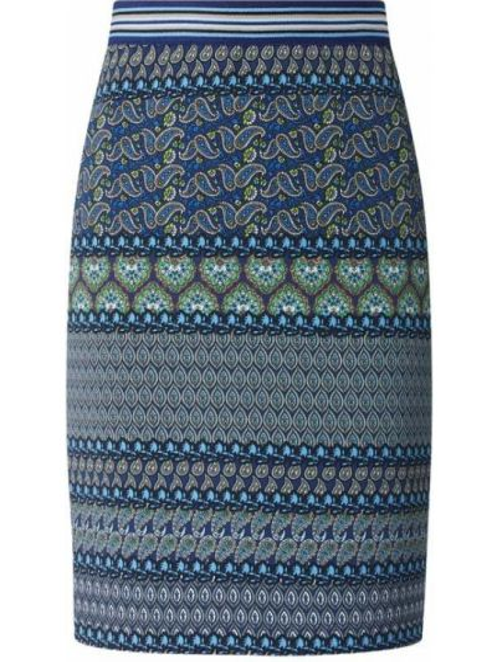 Niebieska spódnica Riani