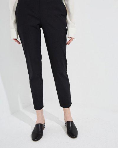 Черные зауженные брюки Theory