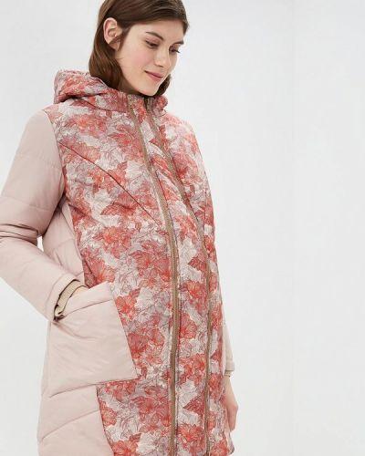 Утепленная куртка - бежевая очаровательная адель