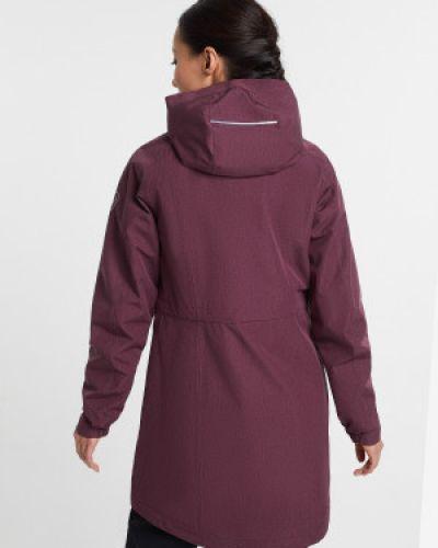 Фиолетовая куртка мембранная на молнии Northland
