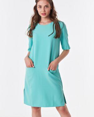 Платье миди платье-сарафан с вырезом Victoria Filippova
