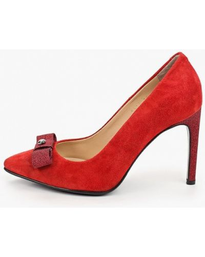 Красные туфли-лодочки Hestrend