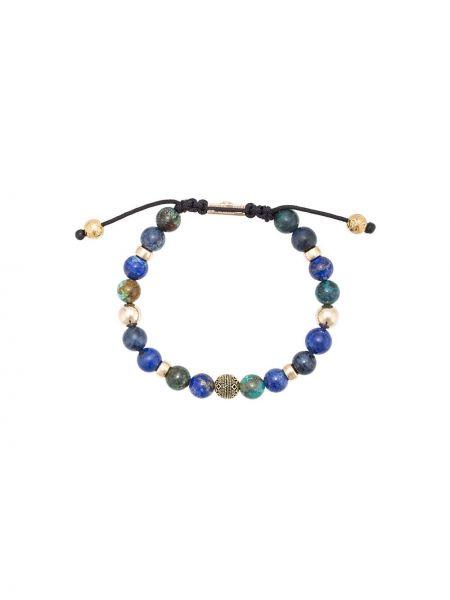 Браслет позолоченный Nialaya Jewelry