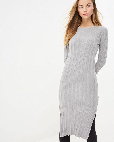 Платье прямое осеннее By Swan