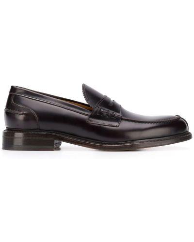 Лоферы классические кожаные Berwick Shoes