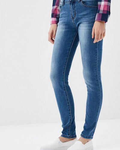Голубые джинсы Kiss Pink