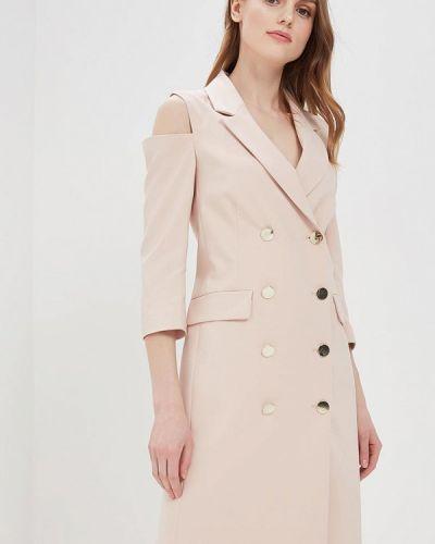 Бежевый пиджак Rinascimento