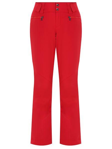 Красный спортивный костюм с карманами на молнии свободного кроя Bogner