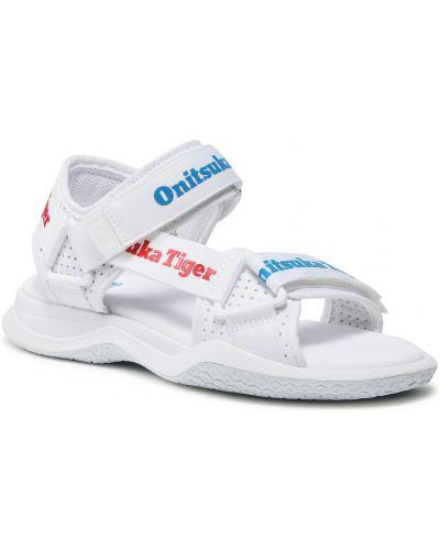 Klasyczne sandały - białe Onitsuka Tiger