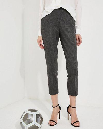 Коричневые брюки зауженные Liu Jo