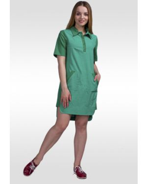 Платье со вставками платье-сарафан Lila Classic Style