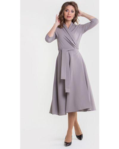 Платье с запахом Filigrana