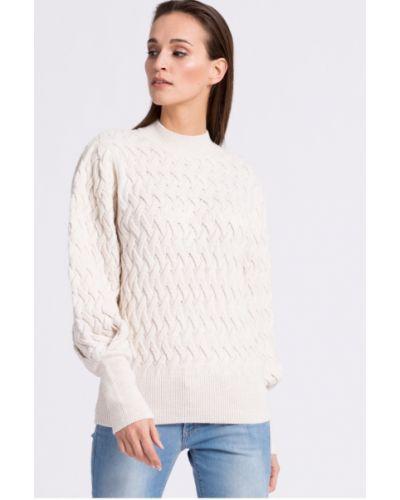 Бежевый свитер Vila